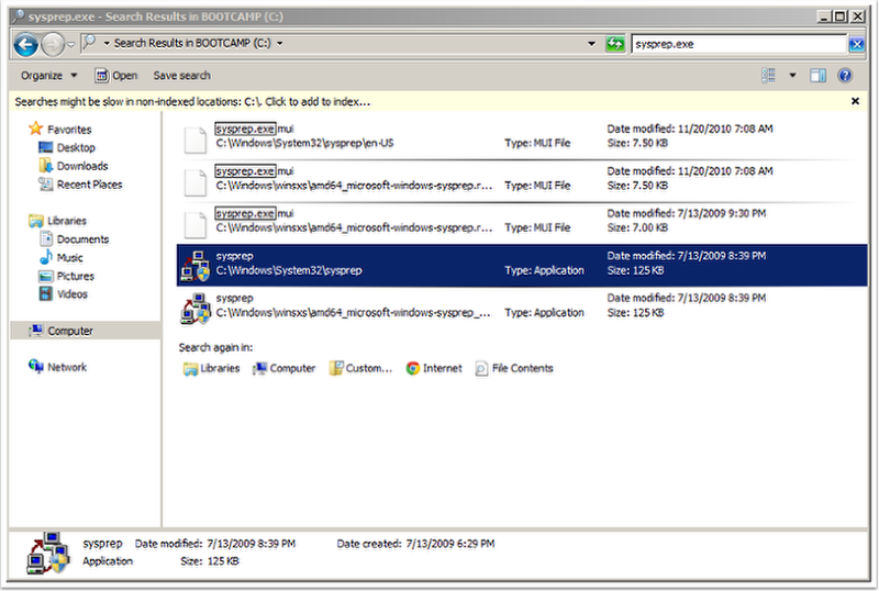Tips for Preparing a Boot Camp Migration – Twocanoes Support